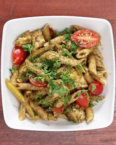 This Pesto Chicken Pasta Meal Prep Recipe Will Cost You Less Than Twenty Dollars