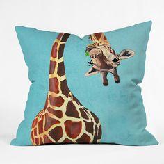 Found it at AllModern - Nadine Indoor/Outdoor Throw Pillow