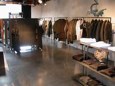 Maxfield, 8825 Melrose Avenue (at North Robertson Boulevard); Modern Exterior, Interior And Exterior, Interior Design, Luxury Store, Store Interiors, Shop House Plans, Shopping Stores, Helmut Lang, Boutiques