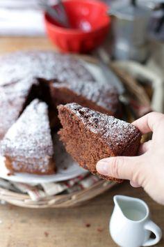 Torta 7 vasetti cioccolato e  vaniglia