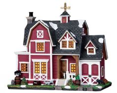 Make 2018 a year to remember with the latest Lemax holiday village collectables. Start a family Christmas tradition with Lemax Village Collection today! Lemax Village, Christmas Village Display, Christmas Village Houses, Christmas Town, Christmas Mantels, Christmas Villages, Christmas Christmas, Christmas Crafts, Shabby Chic Christmas