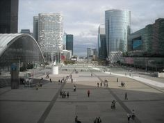 La Defense Paris OC #city #defense #paris