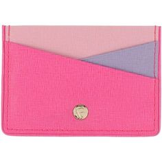 Furla Document Holder ($27) ❤ liked on Polyvore featuring home, home decor, office accessories, fuchsia and furla
