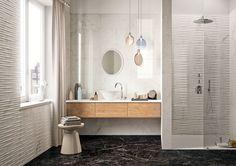 #Elegance | #Marazzi | #bathroom | #3D | #ceramics | #walltiles | #marbleeffect
