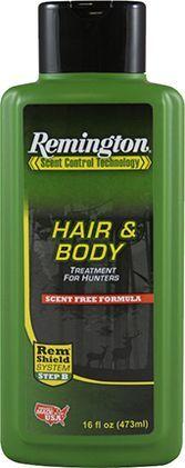 BRYSON INDUSTRIES Remington Hair & Body Wash 16oz, EA