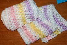 Living the Craft Life: Crochet baby sling