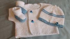 3 mois- ensemble  garçon  en coton 50%