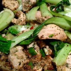 Anything You Want Asian Stir-fry (Gluten Free)