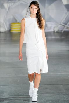 Jacquemus Spring 2015 Ready-to-Wear - Collection - Gallery - Look 1 - Style.com