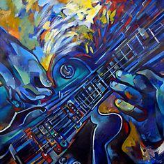 Guitarras, guitarras y mas guitarras (imagenes) - Taringa!