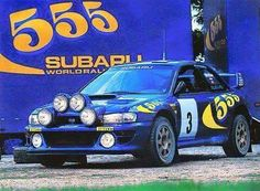 Subaru Impreza WRC Prodrive