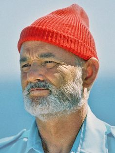 "The Life Aquatic. Steve Zissou: You never say, ""I'm gonna fight you, Steve."" You just smile and act natural, and then you sucker-punch him.""- To Ned Plimpton"