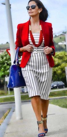Совет: если вы - полная женщина после 40-50 лет, лучше не носите