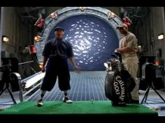Stargate SG-1 Funny Moments - Window of Opportunity is the best episode EVER!!