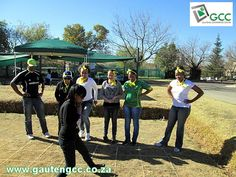 Standard Bank Team Building Event at Gauteng Conference Centre