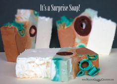 It's a Suprise Whipped Soap by MalenasGourmet on Etsy, $4.50