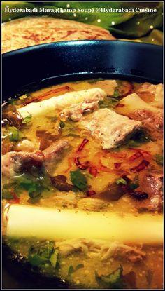 Hyderabadi Cuisine: Hyderabadi Marag