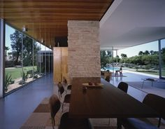 The Kaufman house by Richard Neutra, has been my dream home since the first time I saw it.