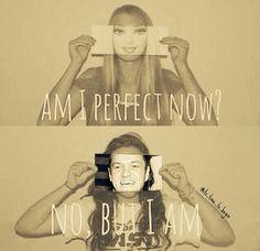 Am I perfect ? No, Dan Reynolds and Imagine Dragons are perfect ! HAHAHAHA!!!!!
