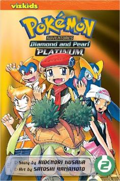 Cover image for Pokemon adventures. Diamond and Pearl platinum. Volume 2
