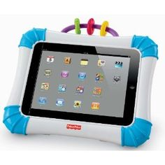 Love the idea of this, but is there one a little less baby and a little more toddler? Amazon.com: Fisher-Price Laugh and Learn Apptivity Case: iPad Edition: Toys & Games