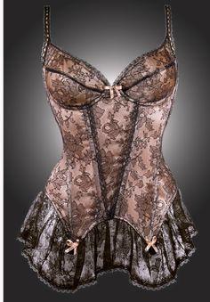 Belle Lingerie, Lingerie Design, Body Lingerie, Designer Lingerie, Vintage Underwear, Vintage Lingerie, Emilio Pucci, Corset Sexy, Corset Tops