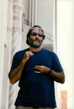 [Rare] Robin Williams, 1997