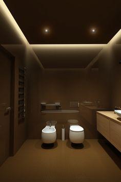 Luxury Gloss Wall Treatment