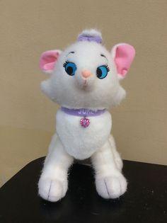 Disney Marie June Birth Month Stuffed Animal Aristocats #Disney