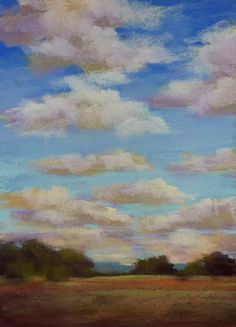Painting my World: How to Paint Better Clouds