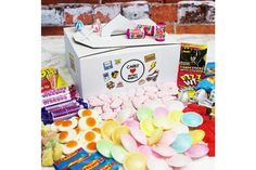CHRISTMAS: The Home of Gifts, Experiences and Hampers for the Whole Family with buyagift Parma Violets, Jelly Babies, Retro Sweets, Experience Gifts, Inspirational Gifts, Christmas Home, Great Gifts, Hampers, Pure Products