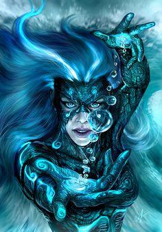 Today's art... by chrisscalf.deviantart.com on @DeviantArt