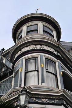 A gorgeous Victorian in SF's Alamo Square District.