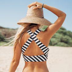 Swimwear & Beachwear for Women : Hang Ten Game Changer Swim Crop – Albion Albion Fit, Hang Ten, Ten Games, Running On The Beach, Teenager, Beachwear For Women, Swim Bottoms, One Piece Swimsuit, Large Bust Swimsuit