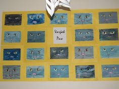 Check out ArtProjectsforKids for a complete lesson plan. Projects For Kids, Art Projects, Art School, School Stuff, School Ideas, Teaching Activities, Teaching Ideas, Art Classroom, Classroom Ideas