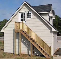 Best How To Build Tall Outdoor Stairs For A High 2Nd Story Deck 640 x 480