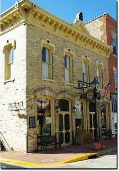 Water Street Pub & Eatery, Schullsburg, Wisconsin