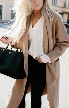 #fall #fashion / coat