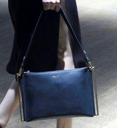 Borse Lanvin, shoulder bag blu