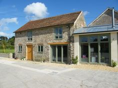 Barn Conversion, Manor Farm House, Glanvilles Wootton - farmhouse - Exterior - South West - Proctor Watts Cole Rutter