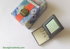 Nars dual-itensity eyeshadow in the shade Pasiphae
