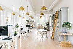 Interior design Studio Workspace, A Studio Visit with Interior Designer Shea McGee Interior