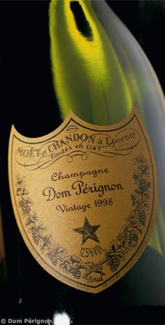 Vintage Dom Perignon--need we say more?
