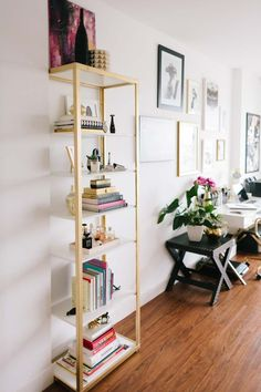 This Tiny San Francisco Apartment Is Our Bachelorette Dream #theeverygirl