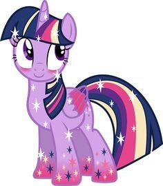 Twilight Sparkle Fluttershy Mlp Princess Nightmare Moon My Little Pony