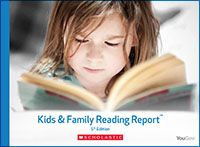 A national survey of children and their parents exploring attitudes and behaviors around reading