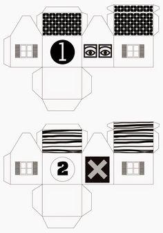 mixtum design: Letos s předstihem . Advent, Floor Plans, Blog, Design, Blogging, Floor Plan Drawing, House Floor Plans