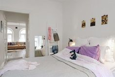 swedish bedroom   Tumblr