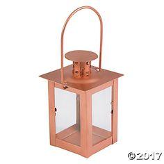 Mini Copper Lantern