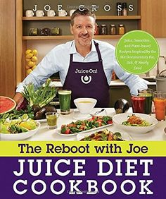 The Reboot with Joe Juice Diet Cookbook: Juice, Smoothie, and Plant-powered Recipes Inspired by the Hit Documentary Fat, Sick, and Nearly Dead - http://www.darrenblogs.com/2016/09/the-reboot-with-joe-juice-diet-cookbook-juice-smoothie-and-plant-powered-re